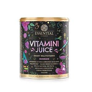 Vitamini Juice Essential Nutrition - Uva - 280g