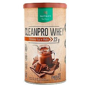 CleanPro Whey Nutrify - Chocolate - 450g