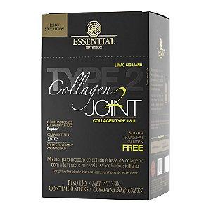 Collagen Joint Essential Nutrition - Limão Siciliano - 30 Sachês