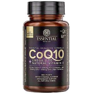 Coenzima Q10 Essential Nutrition - 60 Cápsulas