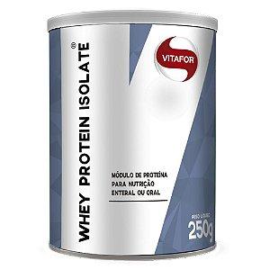Whey Protein Isolate Vitafor - 250g