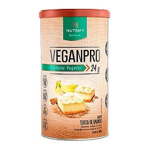 VeganPro Nutrify - Torta de Banana - 550g