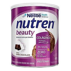 Nutren Beauty - Dark Chocolate - 400g