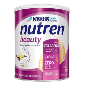 Nutren Beauty - Baunilha - 400g