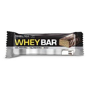 Whey Bar Probiótica - Coco - Unidade 40g