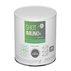 Shot Imuno + Ox Limão Gengibre