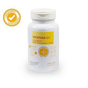 Vitamina D3 Divinitè - 30 Cápsulas