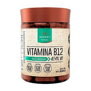 Vitamina B12 Nutrify - 60 Cápsulas