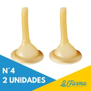 Uripen Nº4 Dispositivo Para Incontinência Urinária - 2 Unidades