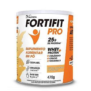 Fortifit Pro - Vitamina de Frutas - 470g
