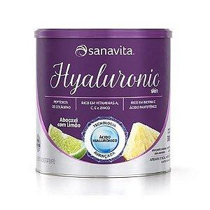 Hyaluronic Skin Abacaxi Sanavita - 270g