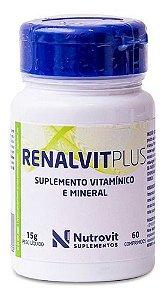 Renalvit Plus - 60 Cápsulas