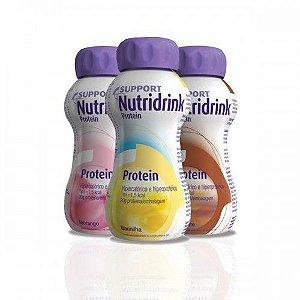 Nutridrink Protein Danone 200ml Venda por unidade