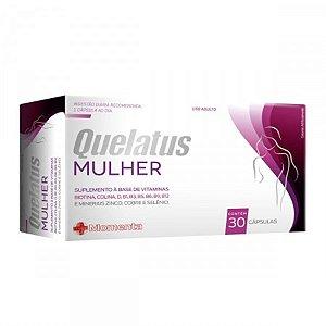 Quelatus Mulher (30 capsulas)