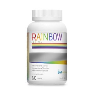 Multivitamínico Rainbow Maca Peruana 60 Caps - Belt Nutrition
