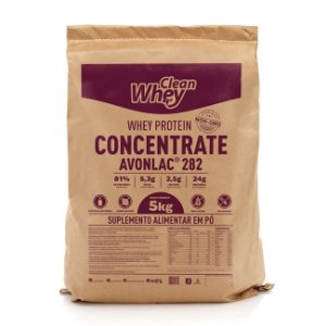 Clean Whey Concentrate Classic 5kg