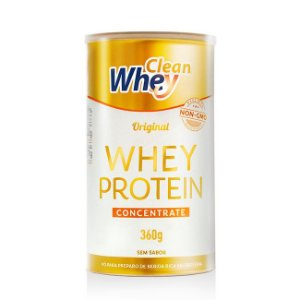 Clean Whey Concentrate Classic 360g