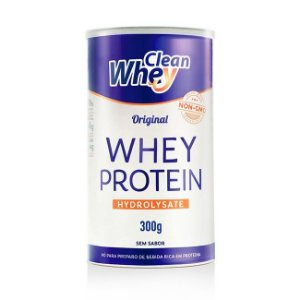 Clean Whey Hydrolysate Classic 300g