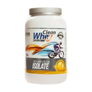 CW Isolate Sporting Banana c/ Canela 900g