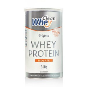Clean Whey Isolate Classic 360g