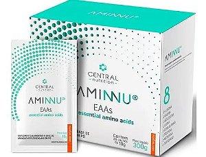 Aminnu 10g Com 30 Sachês - Central Nutrition