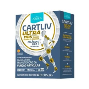 Equaliv Cartliv 60 Ultra Cápsulas