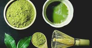 Chá verde pó - Beleza da Terra