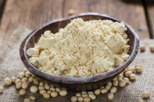 Isoflavona em pó / Proteína Isolada de Soja - BELEZA DA TERRA