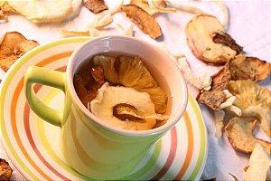 Maçã Seca Chá - BELEZA DA TERRA