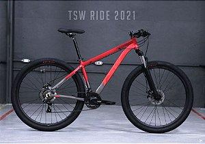 Bicicleta TSW Ride 2019 | 21 v. 2021