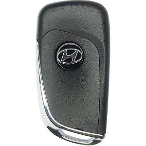 Chave Canivete Completa Hyundai Tucson 2005 Até 2017