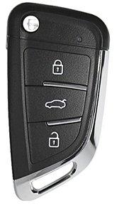 Chave canivete completa para veículo modelo gm chevrolet classic 2001 até 2015