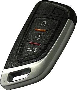 Chave presença completa para veículo modelo gm chevrolet tracker 2017 até 2019