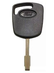 Confecção Chave Simples Codificada Ford Fusion 2002 até 2014