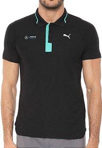 Camisa Polo Puma Mercedes - 595351 01