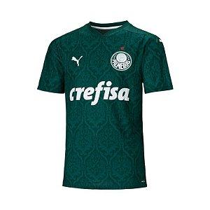 Camisa Puma Palmeiras 2020 I - 704714 01
