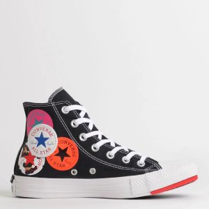 Tênis Cano Alto Converse All Star CT LOGO PLAY - CT13230001