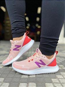 Tênis New Balance Ryval Run Feminino Cinza -WRYVLLM1