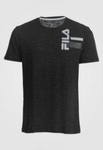 Camiseta Fila Honey II Preta Masculina 904945