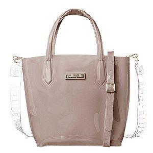 Bolsa Petite Jolie Beverly Cinza PJ5013
