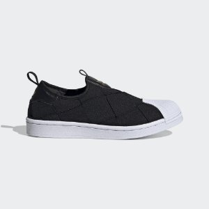 Tênis Adidas Superstar Slip On Preto