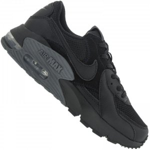 TÊNIS NIKE AIR MAX EXCEE BLACK/BLACK-DARK GREY CD5432-001