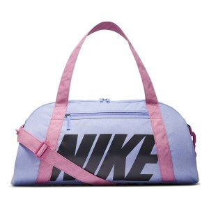 Bolsa Nike Gym Club Feminina  Roxo e Cinza BA5490 569
