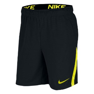 Shorts Nike Dri-FIT Masculino Preto e verde CJ2007-013