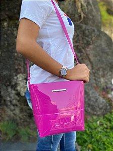 Bolsa Petite Jolie Easy Pink Pitaya PJ6015