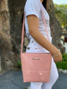 Bolsa Petite Jolie Easy Rosê PJ6015