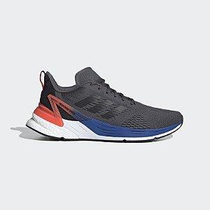 Tênis Adidas Response Super Boost Masculino Cinza e Azul FX4831
