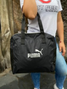 Bolsa Puma Core Up Large Shopper Preto 077387-01