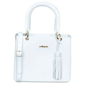 Bolsa Petite Jolie Stella Branco PJ5426