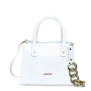 Bolsa Petite Jolie Bing Branca PJ5249
